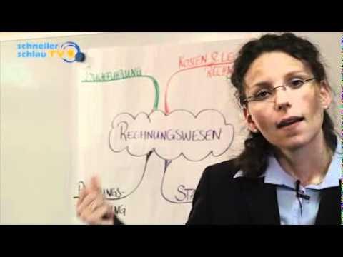 Grundlagen Rechnungswesen - Die 4 Bestandteile des Rechnungswesens unterscheiden