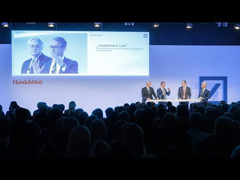 Investment live: Anleger in Sorge um die Politik