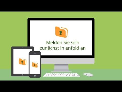enfold – Ihr persönlicher digitaler Dokumentenmanager