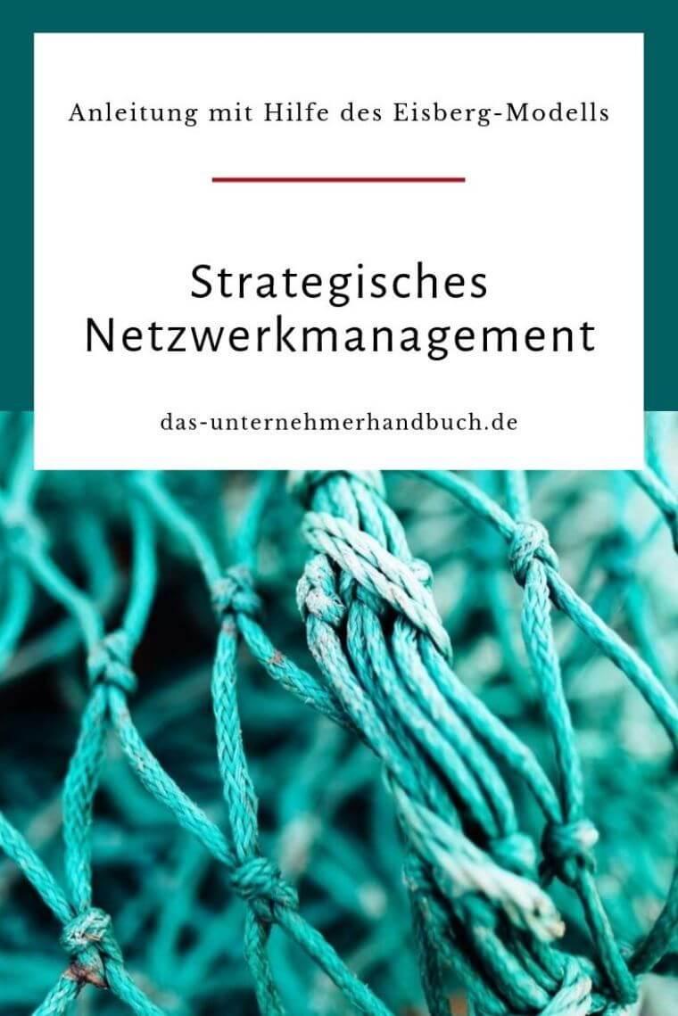 Strategisches Netzwerkmanagement