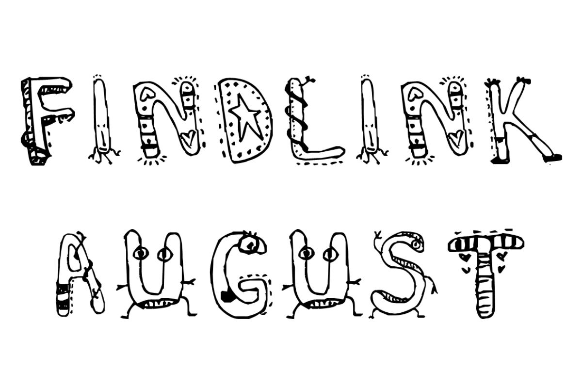FindLink August 2011