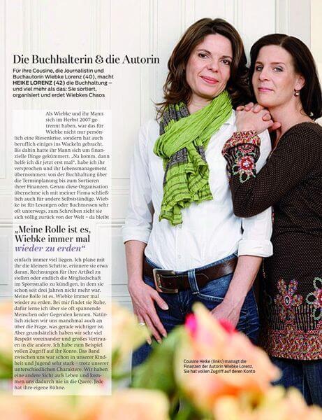 """Für Sie - Reportage """"Starke Frauen"""""""