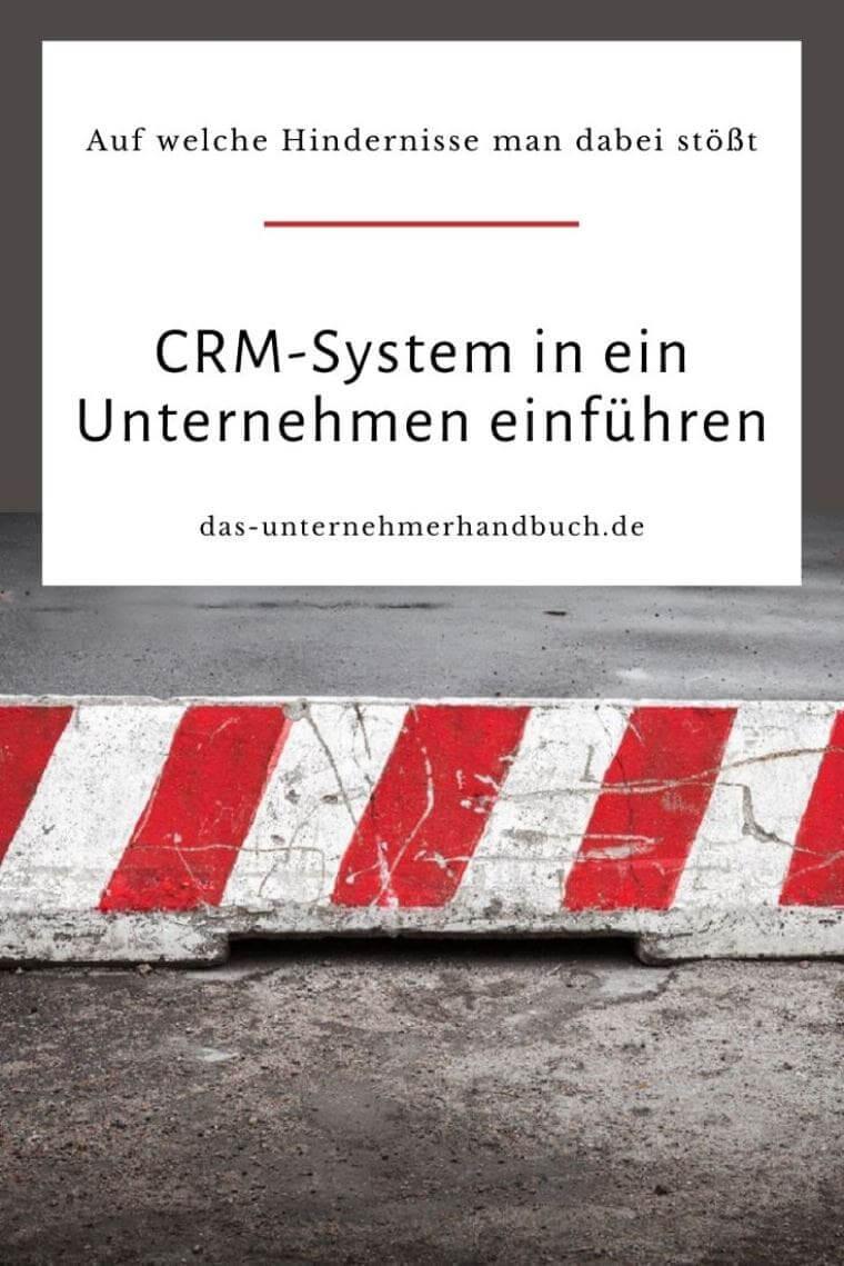 CRM-System einführen