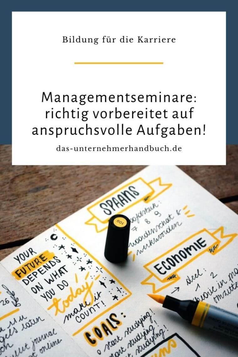 Managementseminare