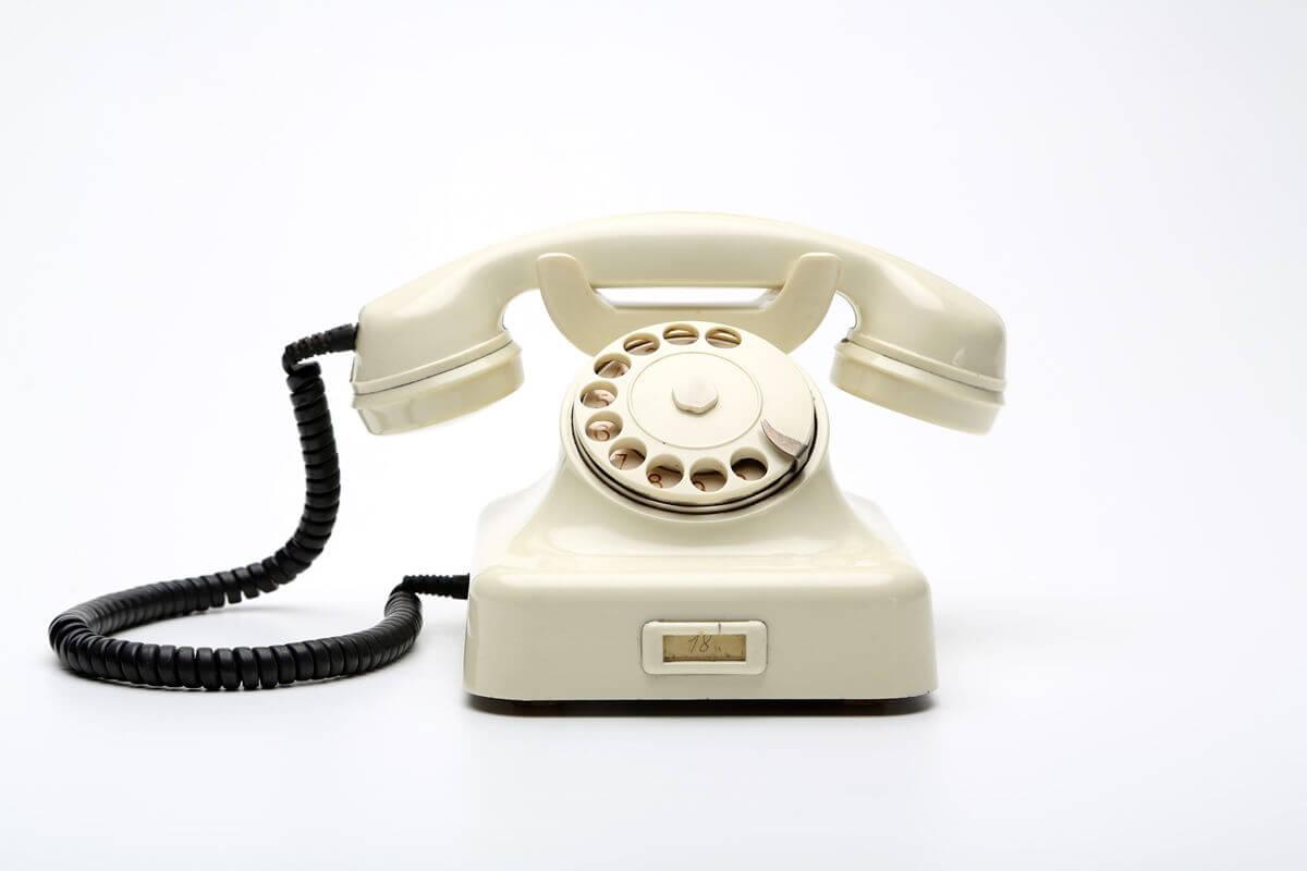 Telefon und Internet