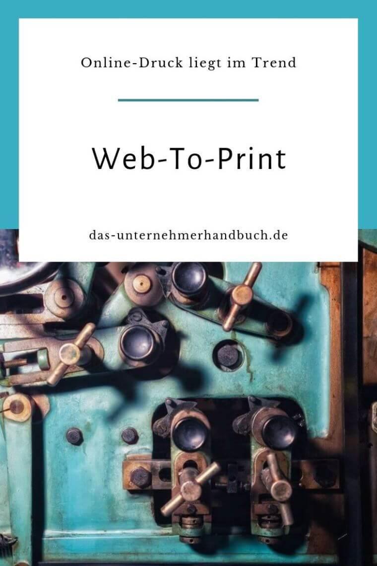 Web-To-Print