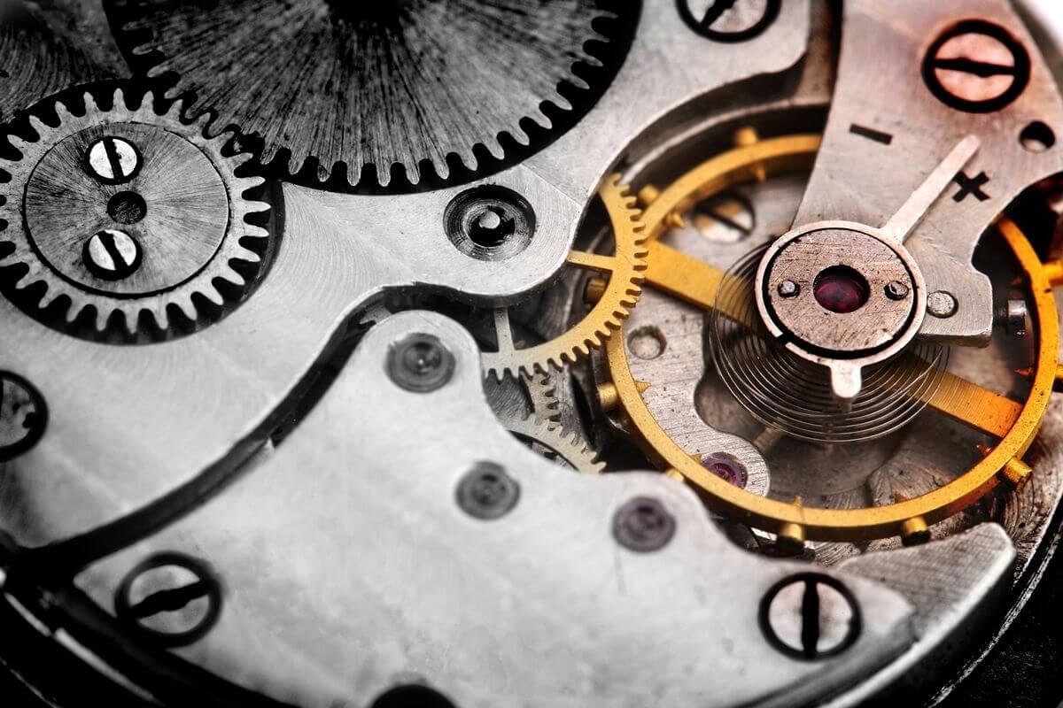 Werbemittel Uhren