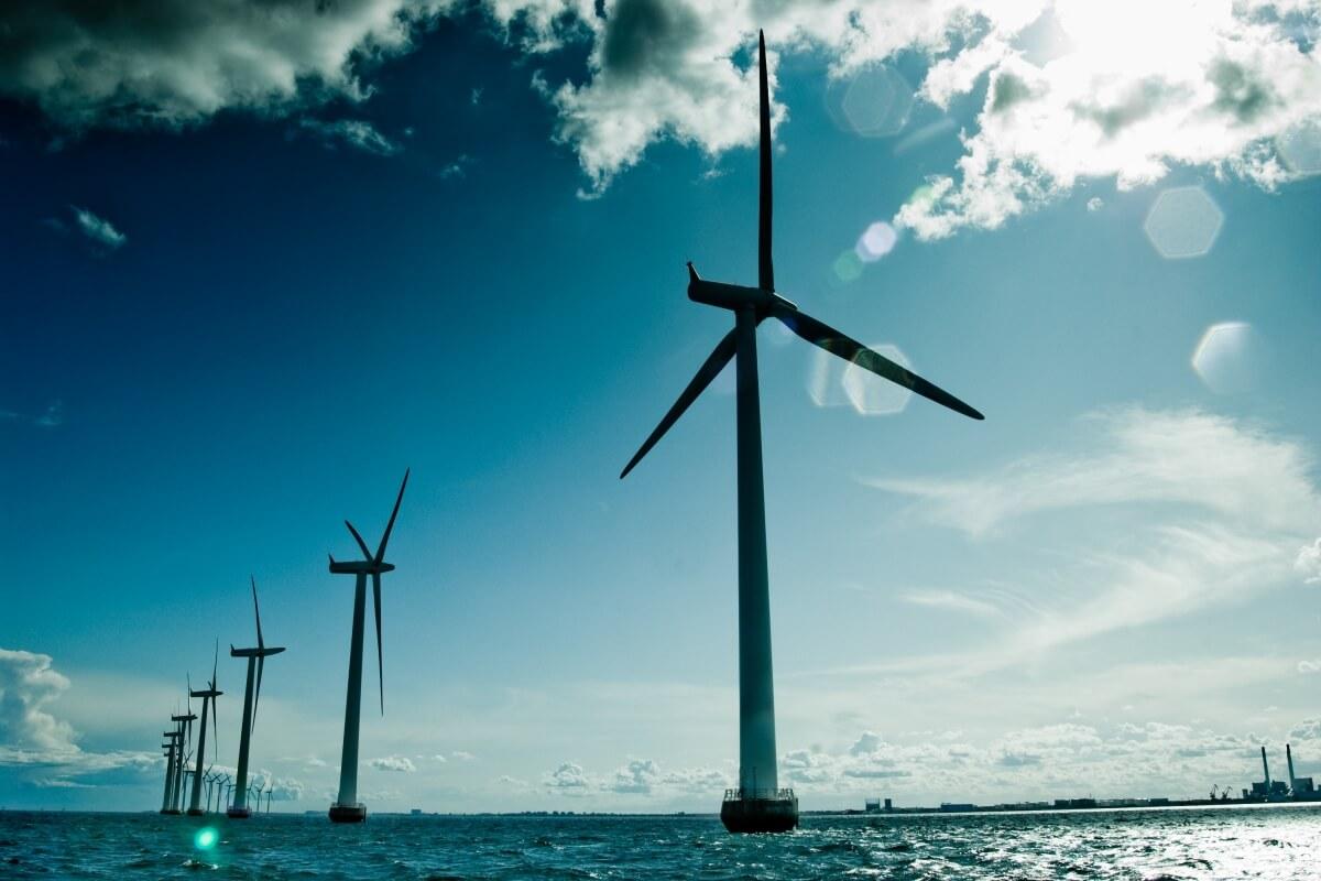 Windfarmen