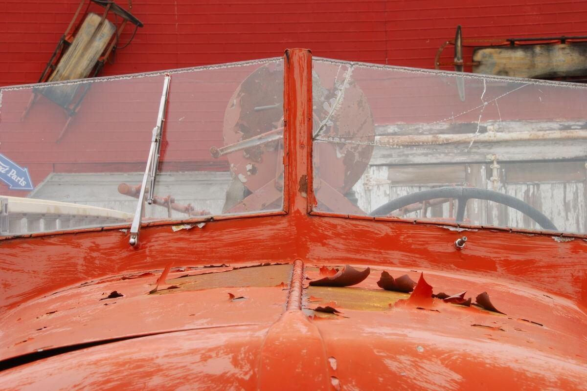 Verwertung von alten Firmenwagen