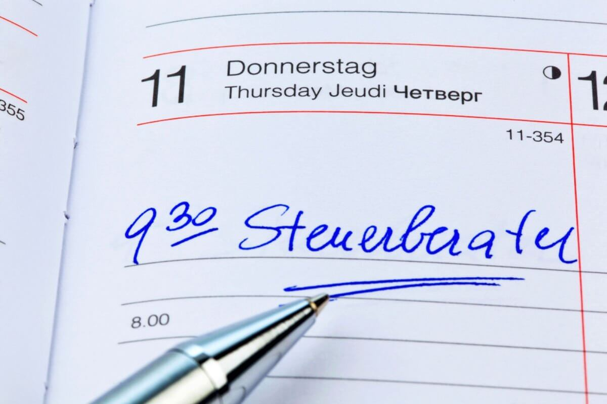 Online-Steuerberatung