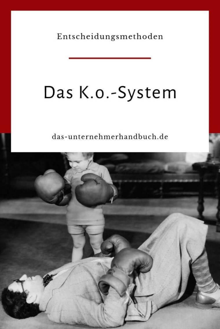 K.o.-System