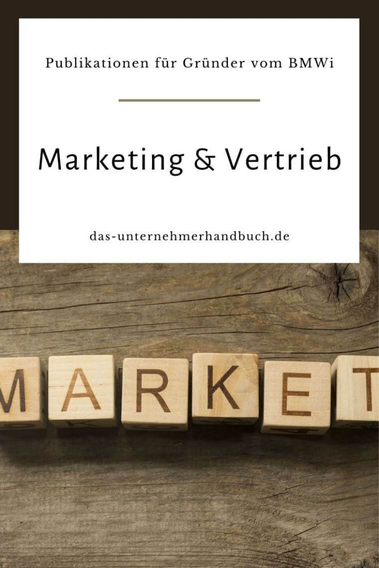 Marketing & Vertrieb
