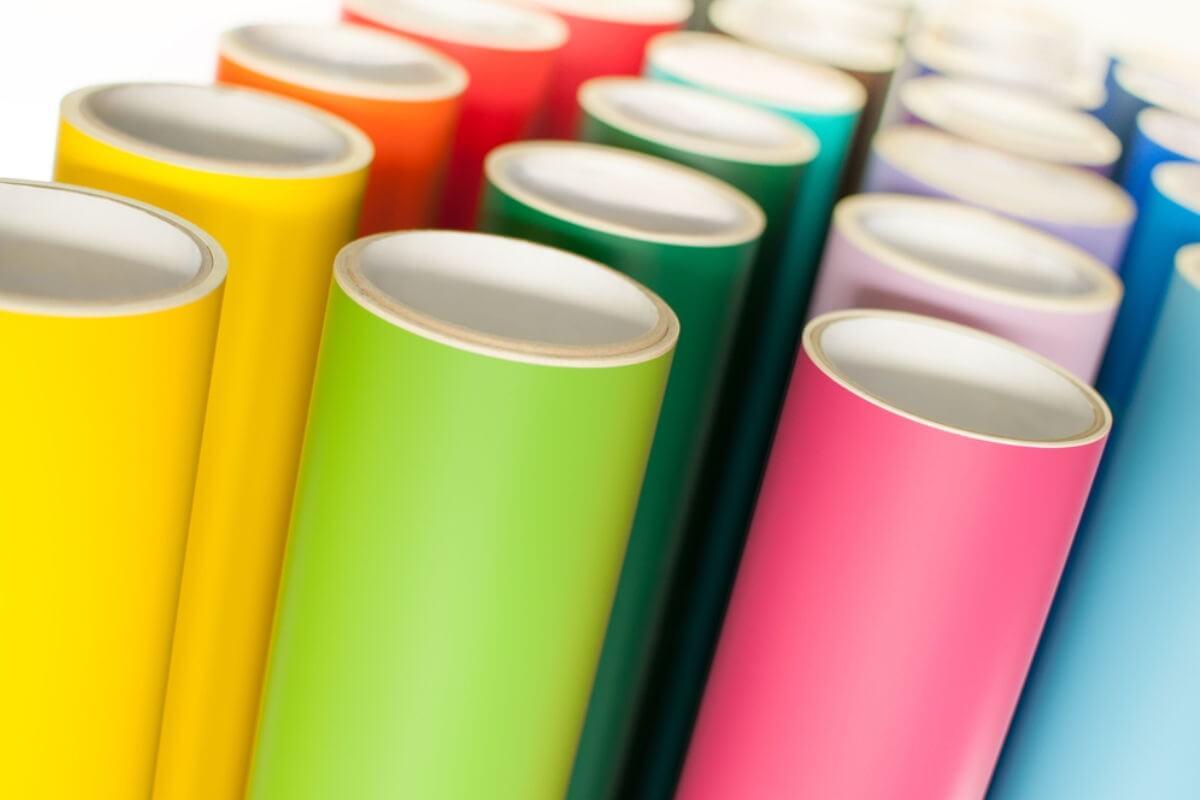 verwendungsmöglichkeiten für selbstklebende folie bei starker