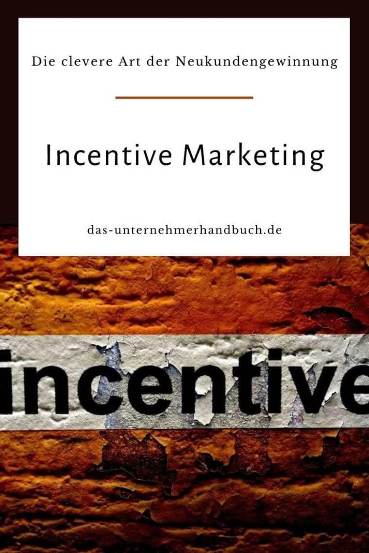 Incentive Marketing