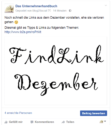 Blog2Social - Facebook-Image-Post - Text abgeschnitten