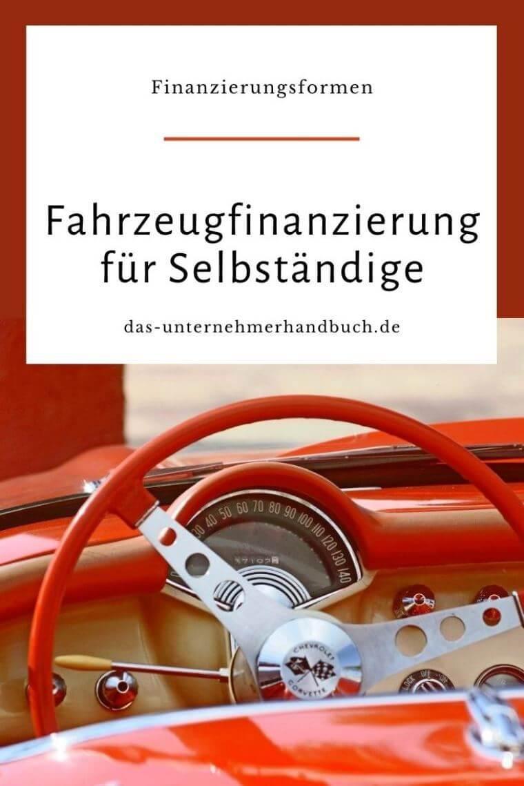 Fahrzeugfinanzierung