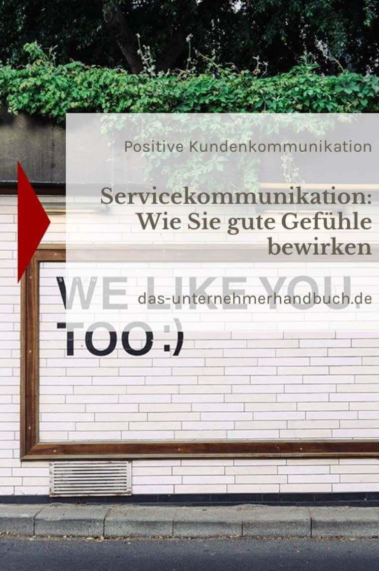 Servicekommunikation