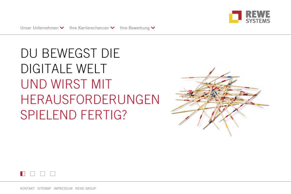 REWE Systems GmbH: Deine IT-Karriere bei REWE