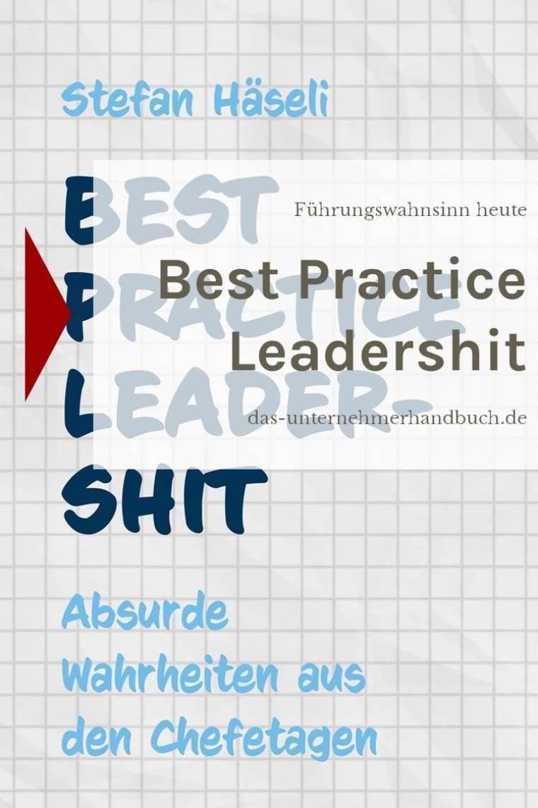 Best Practice Leadershit