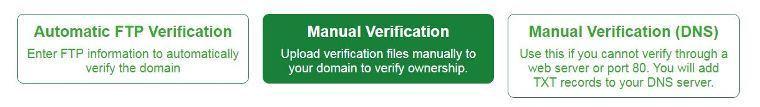 Domain validieren