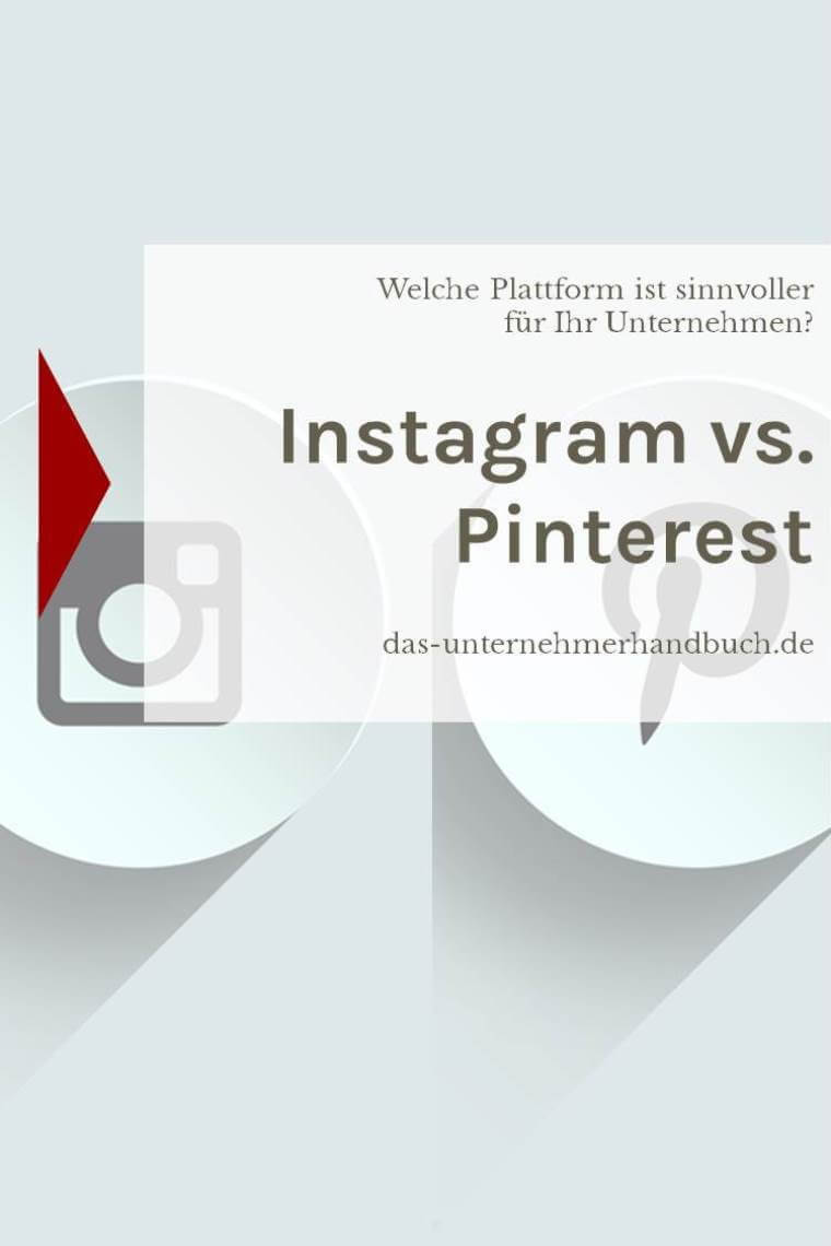 Instagram Pinterest