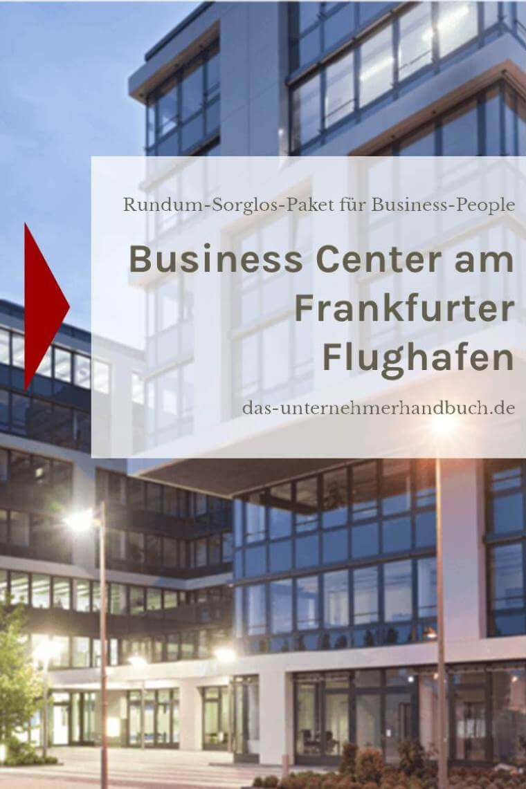 Agendis Business Center Flughafen Frankfurt