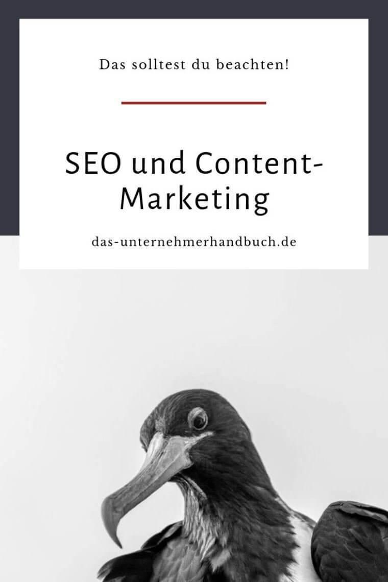 SEO und Content-Marketing