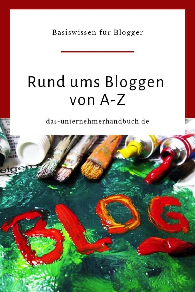 Bloggen A-Z