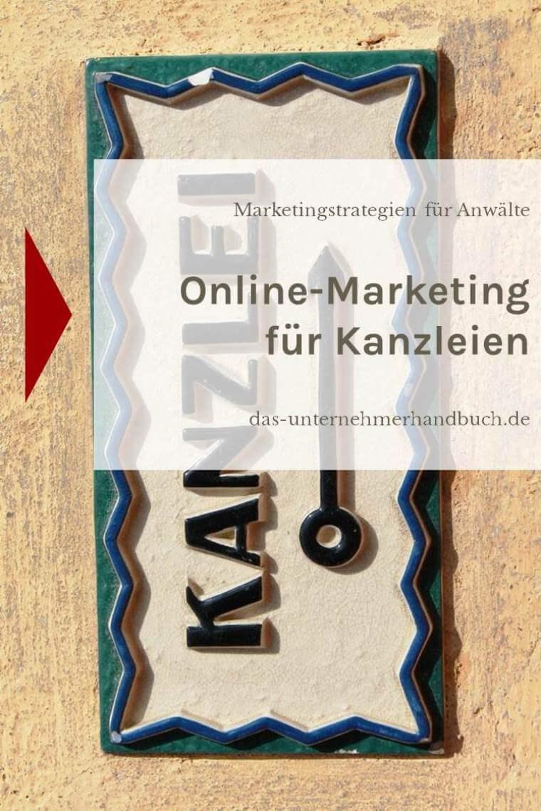 Online-Marketingstrategien für Kanzleien