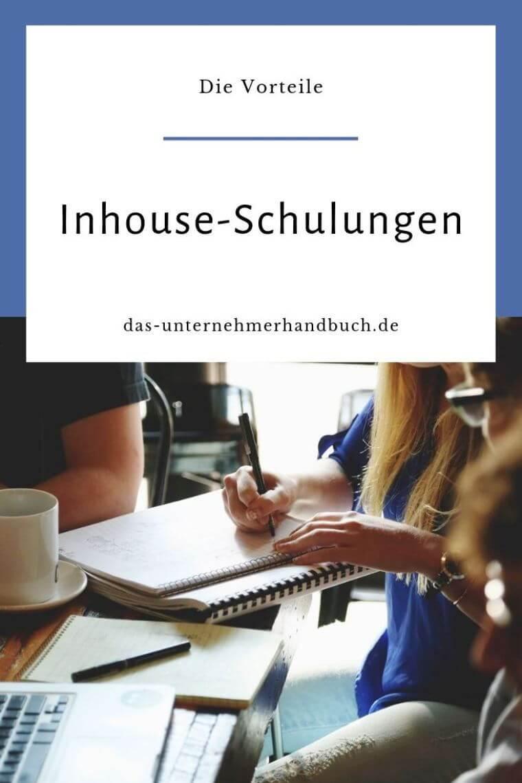 Inhouse-Schulungen