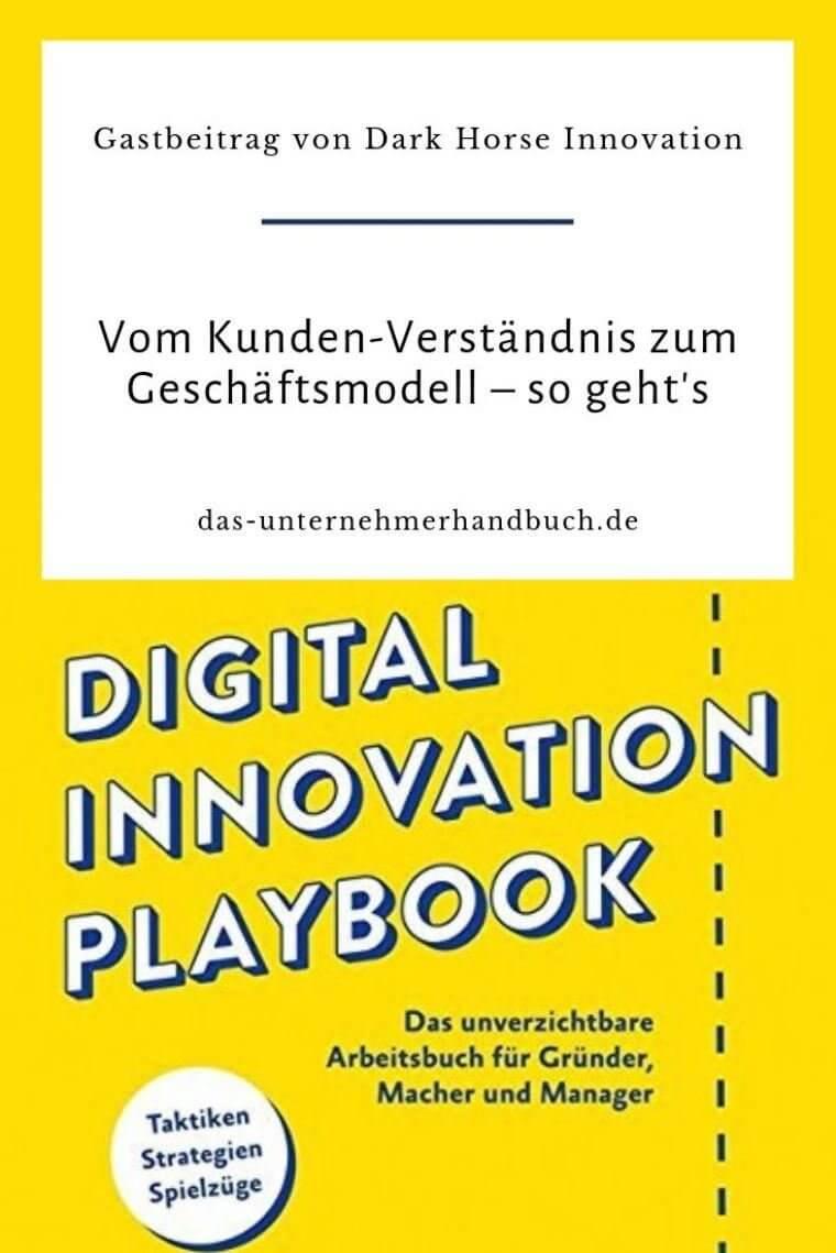 Digital Innovation Playbook