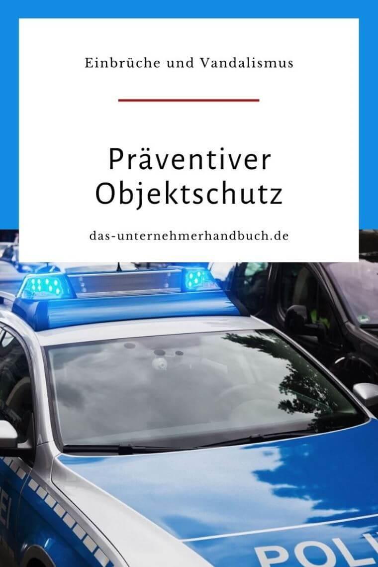 Objektschutz