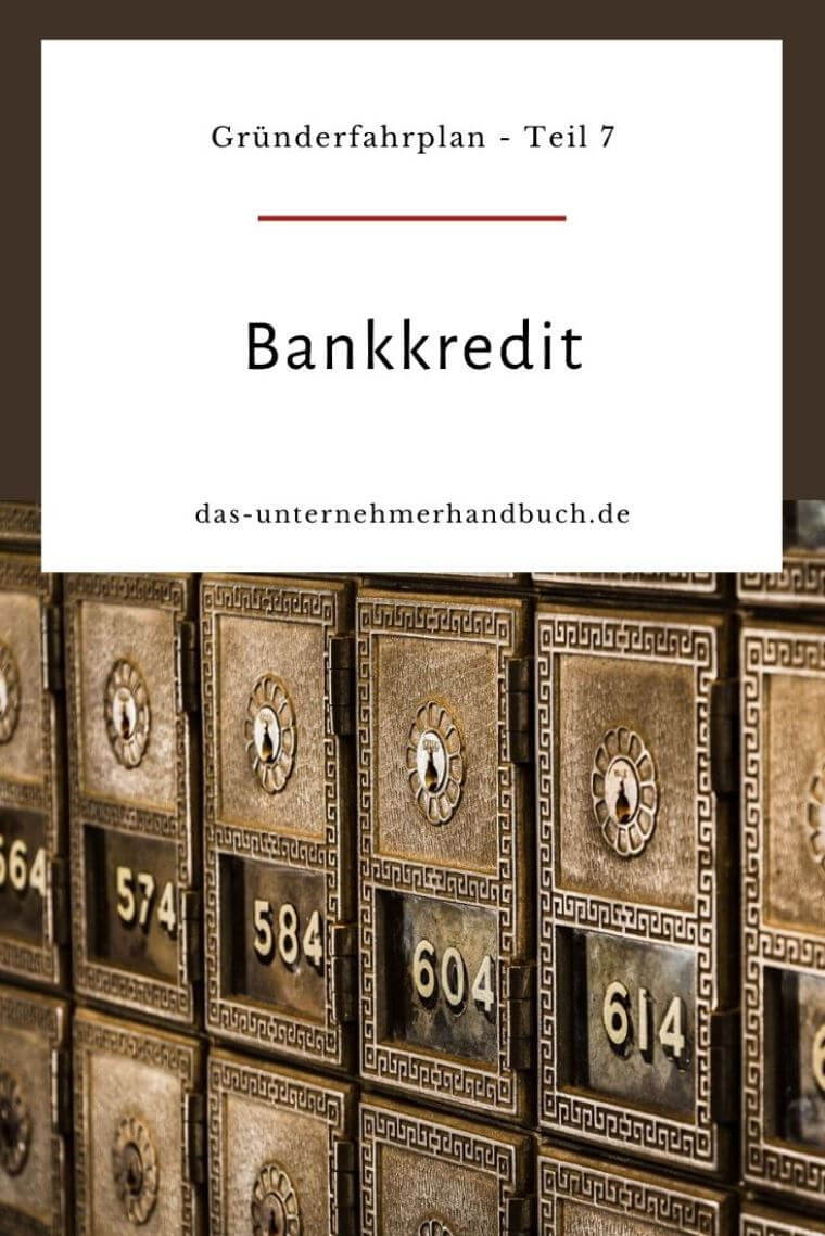 Bankkredit