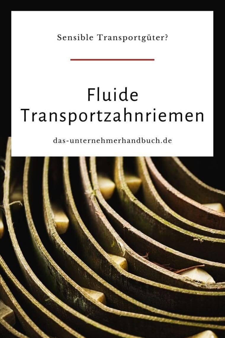 Transportzahnriemen