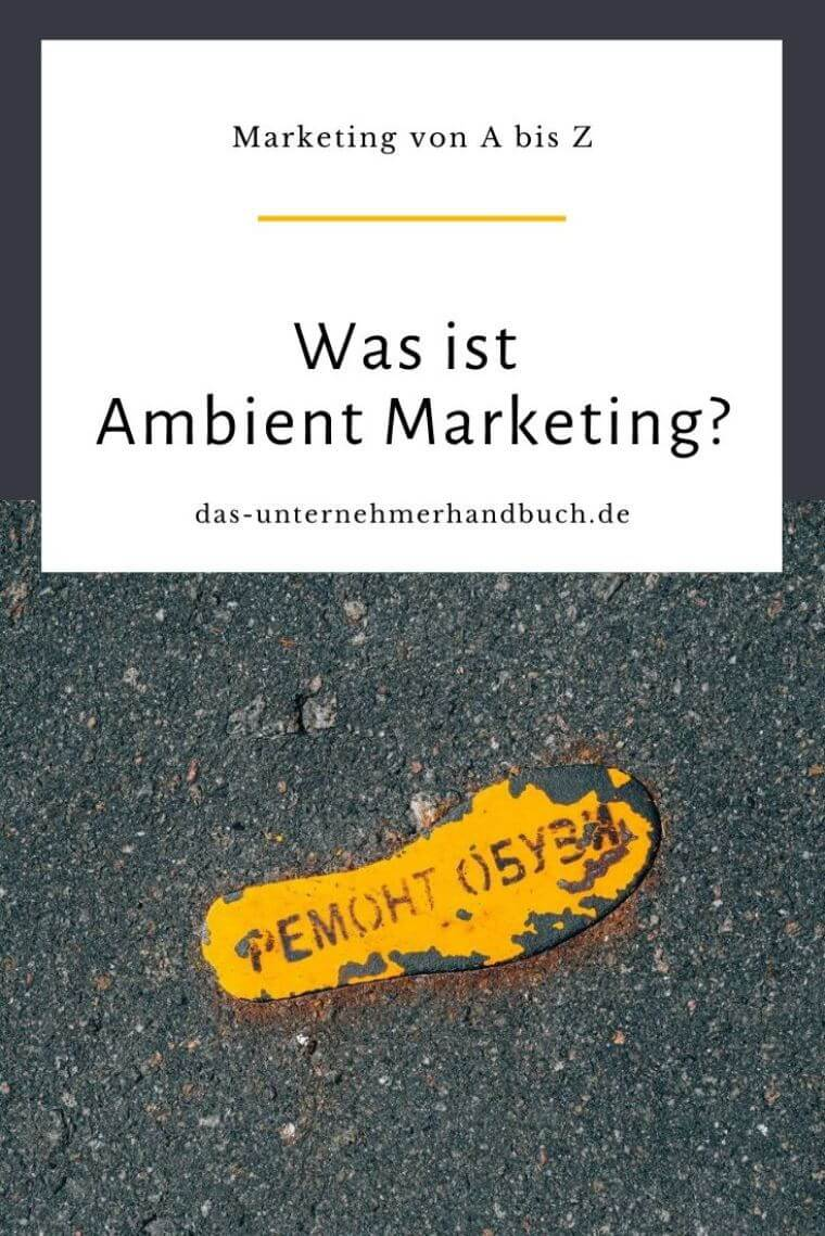 Ambient Marketing