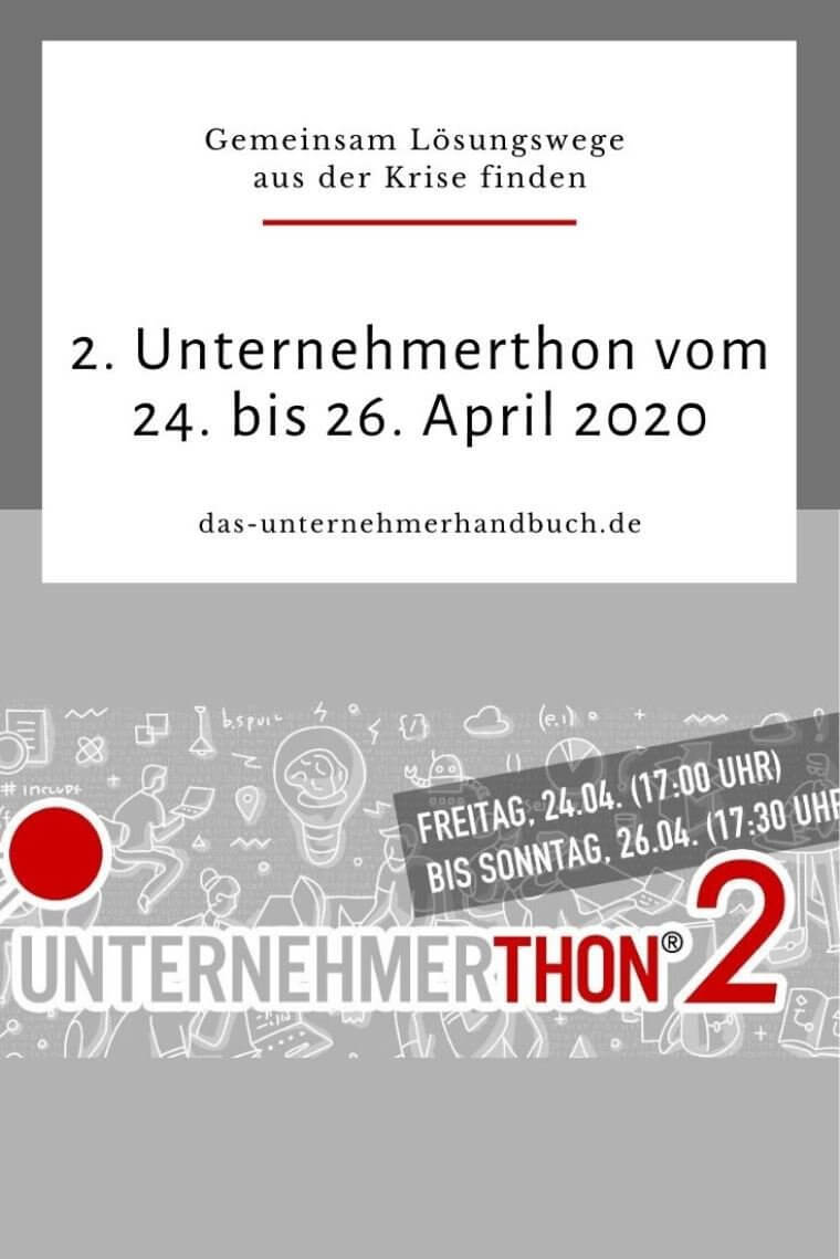 2. Unternehmerthon