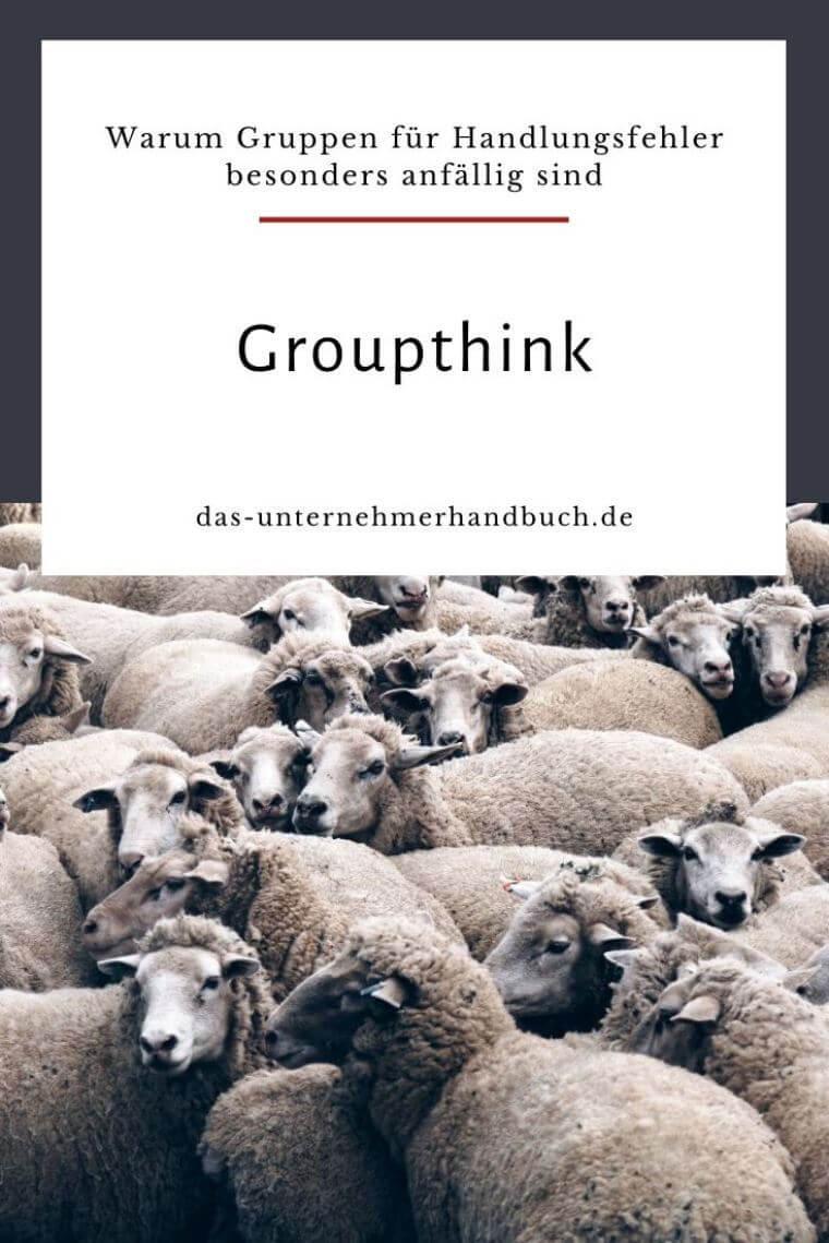 Groupthink, Gruppendenken