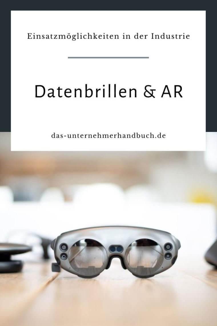 Datenbrillen