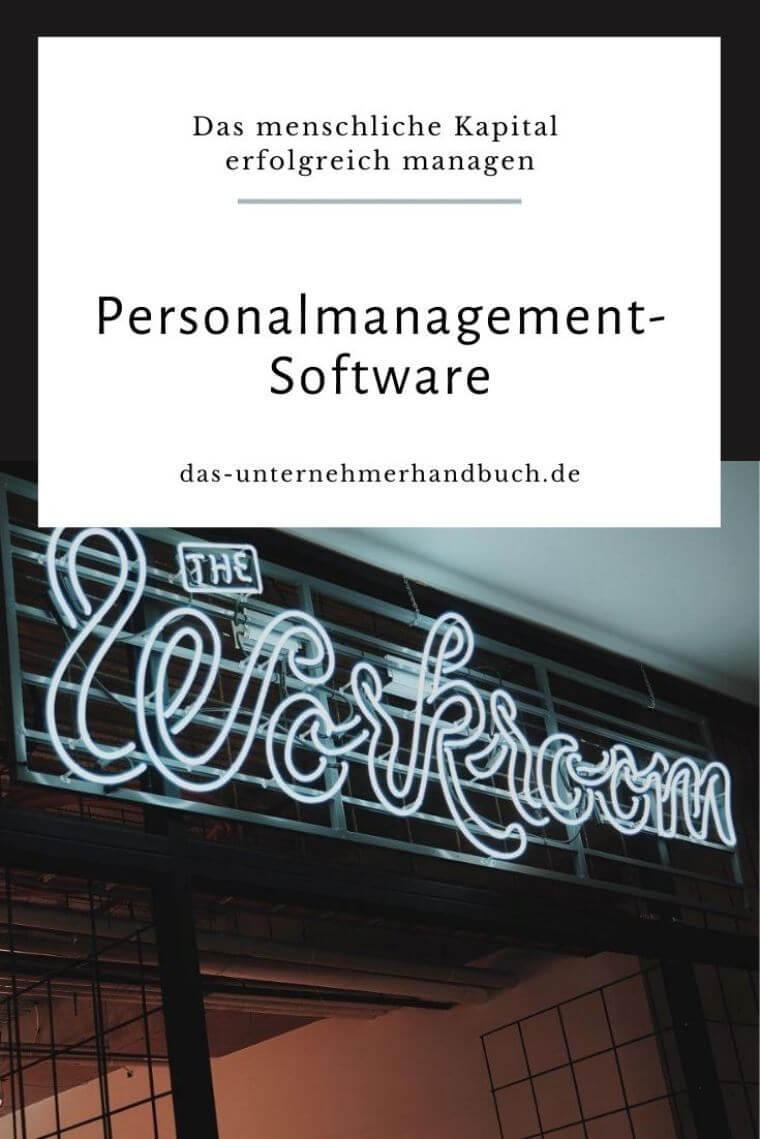 Personalmanagement-Software, HR-Software