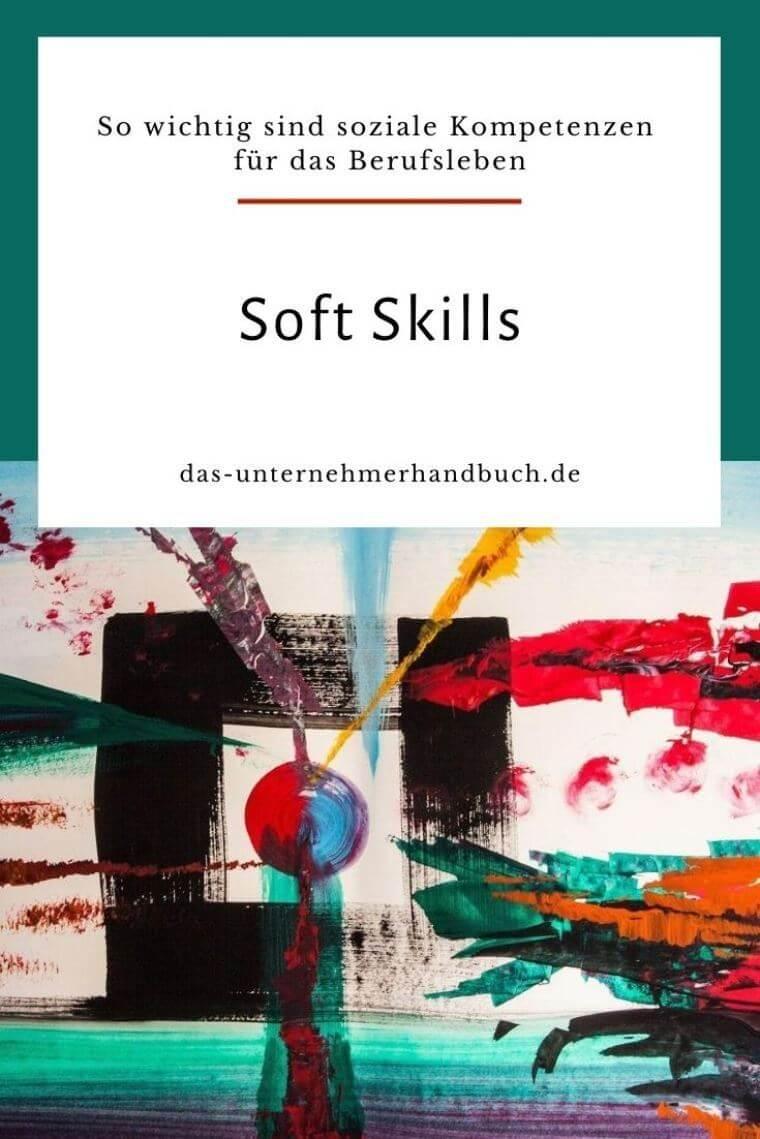 Soft Skills, soziale Kompetenz
