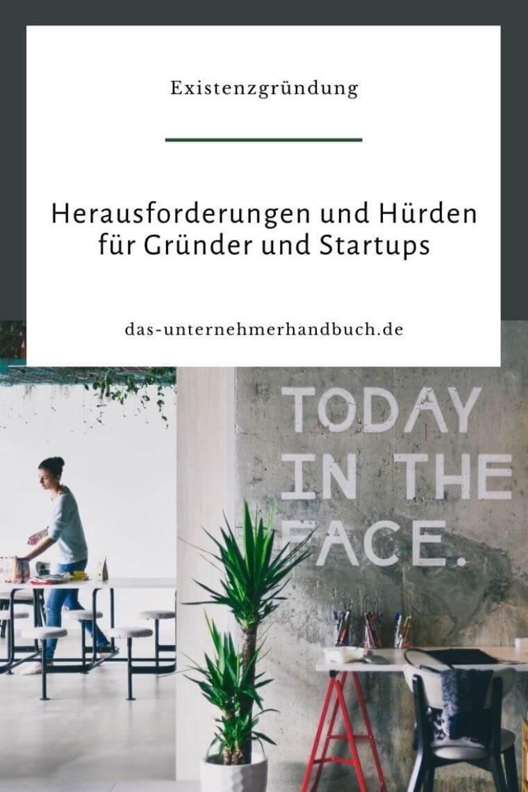 Gründer, Startup