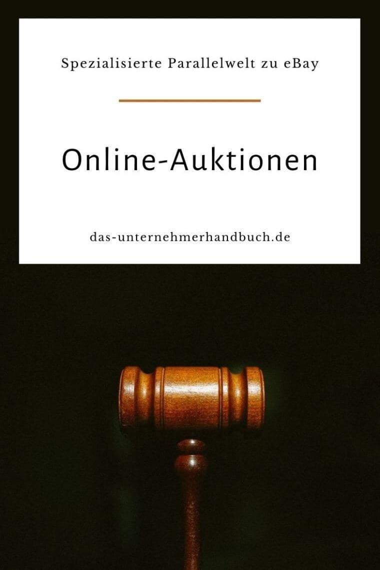 Online-Auktionen