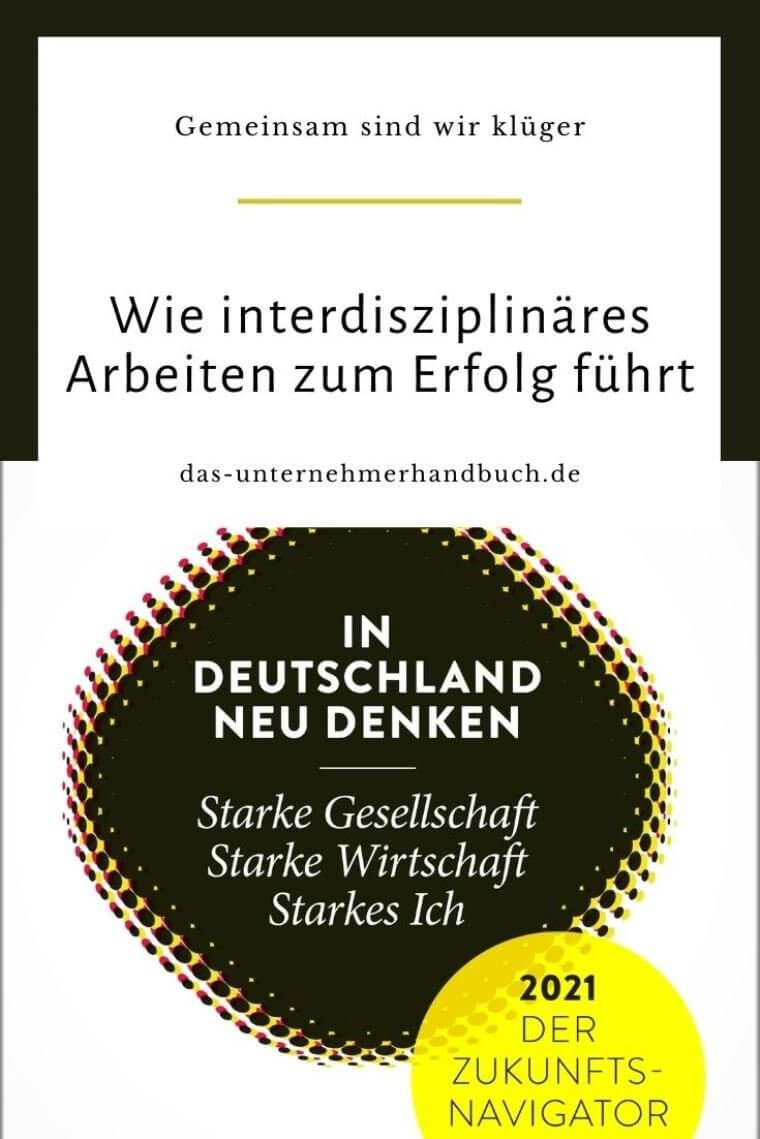 interdisziplinäres Arbeiten
