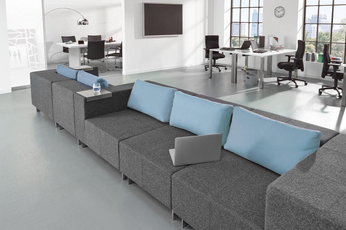 Büro, Bürolandschaften, Büroausstattung, Büromöbel