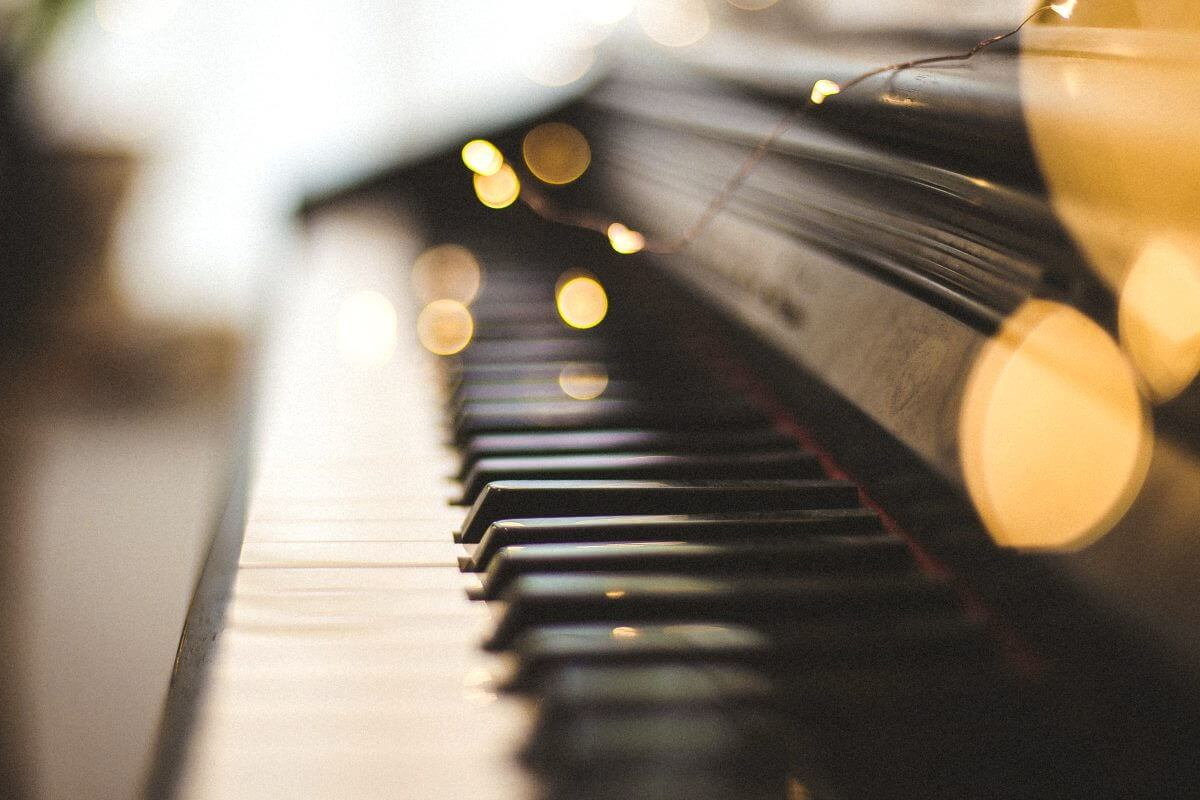 Skoove, Klavier