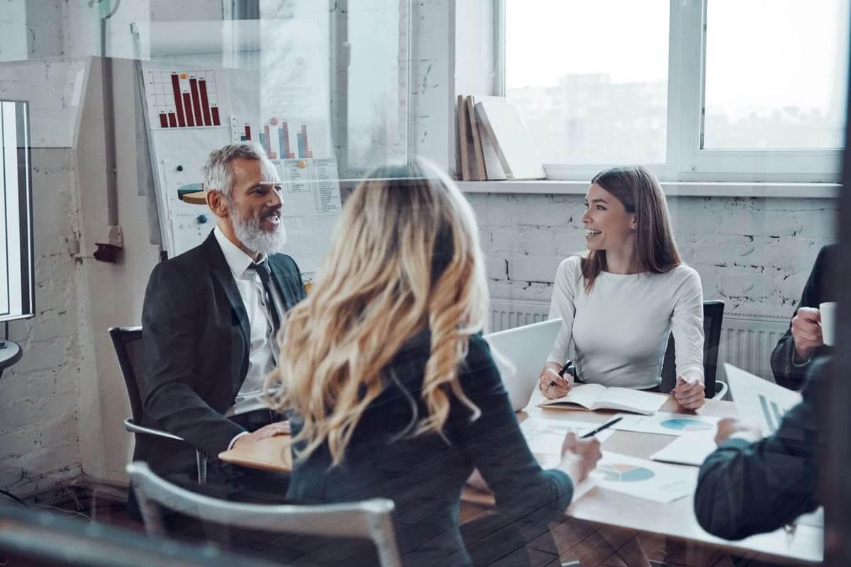 Automatisierung von Geschäftsprozessen